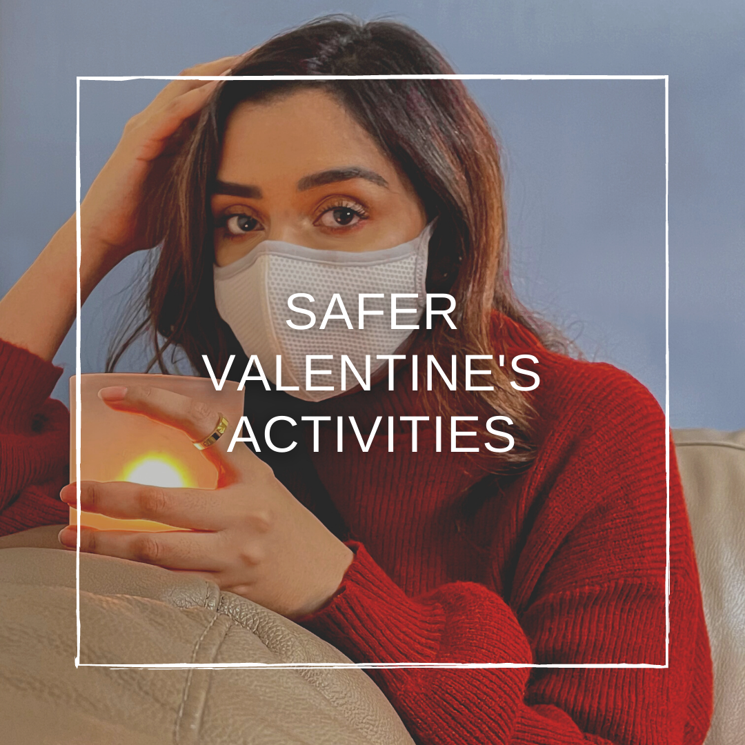 Safer Outdoor Valentine's Day Activities