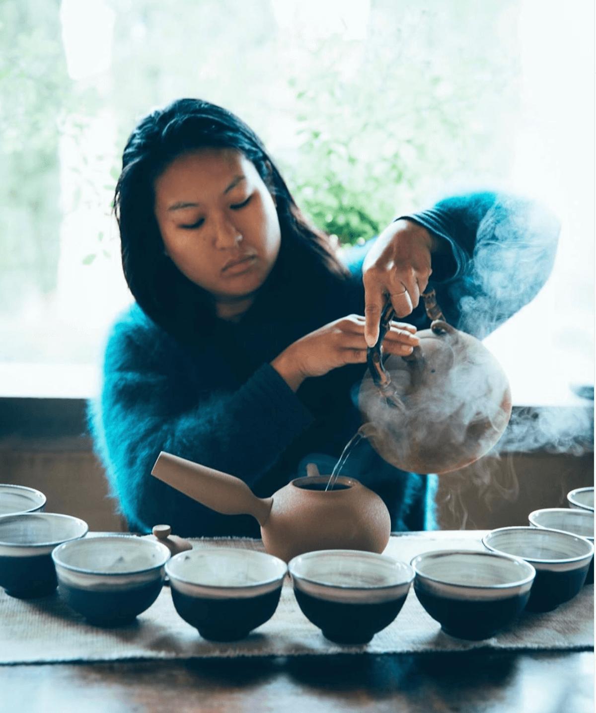 How to Start a Tea Practice