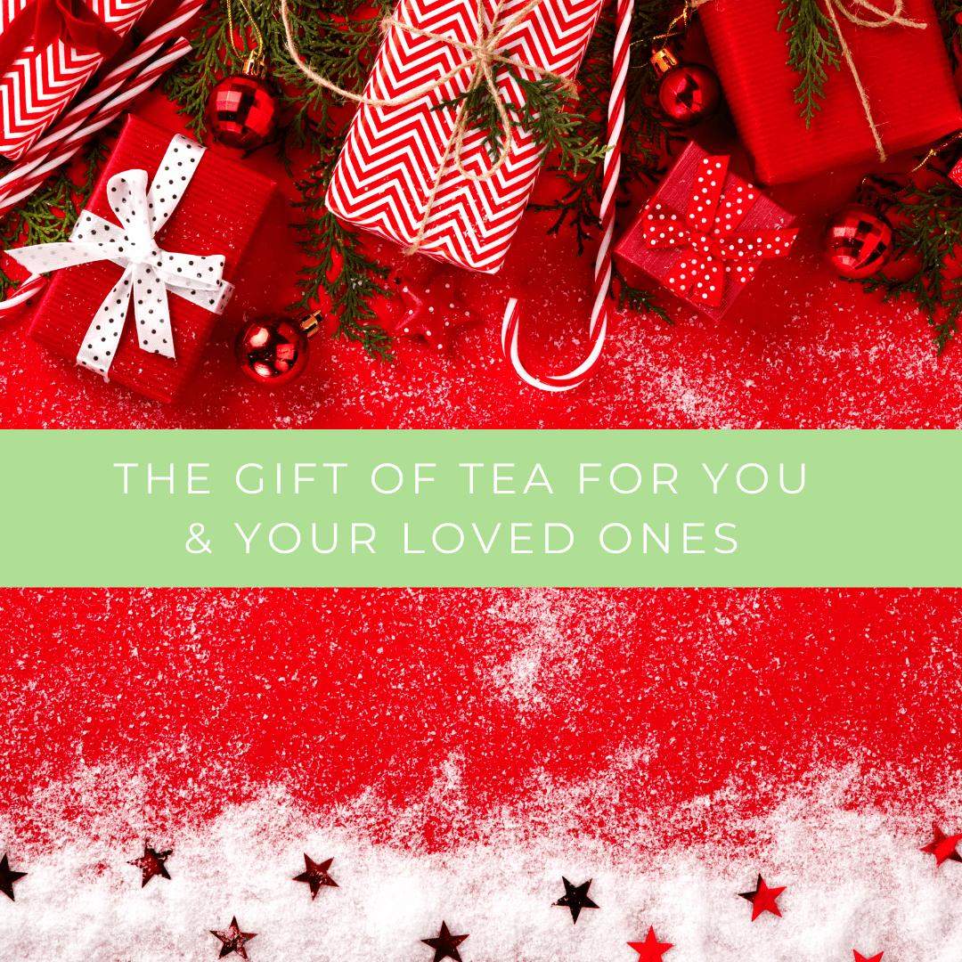 Holiday Tea Sampler for Your Favorite Tea Lover