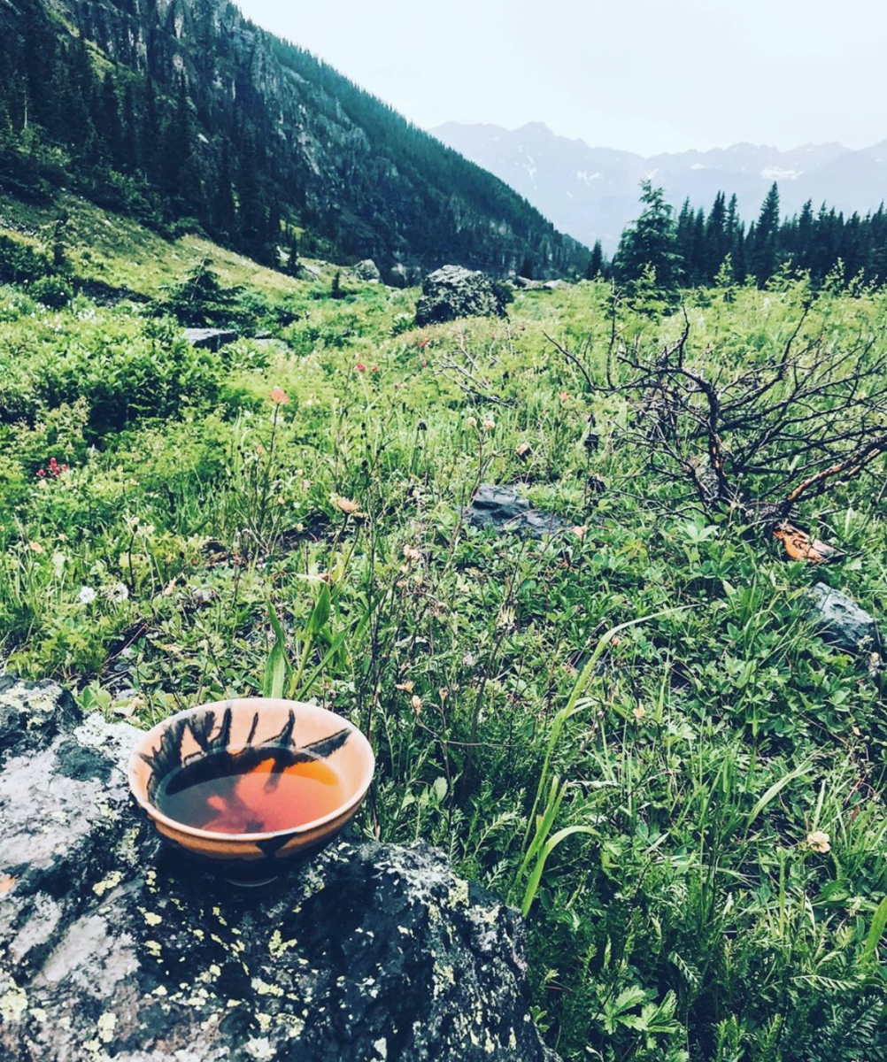 """""""Restoring our dialogue with Nature"""" - Seasonal Tea Club Summer 2021"""