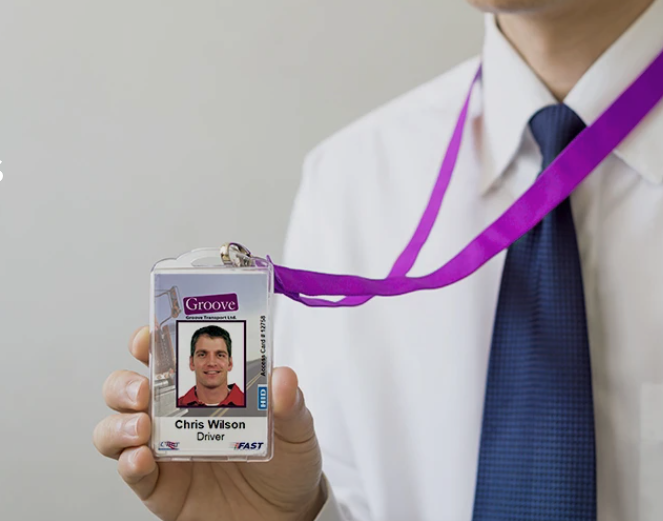 Effective ID Badge Design Enhances Security & Visual ID