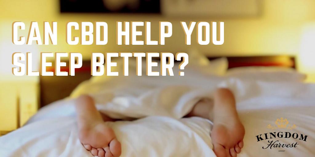 CBD Oil for Sleep?