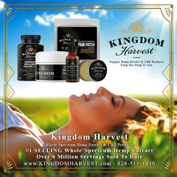 Kingdom Harvest Product Testing