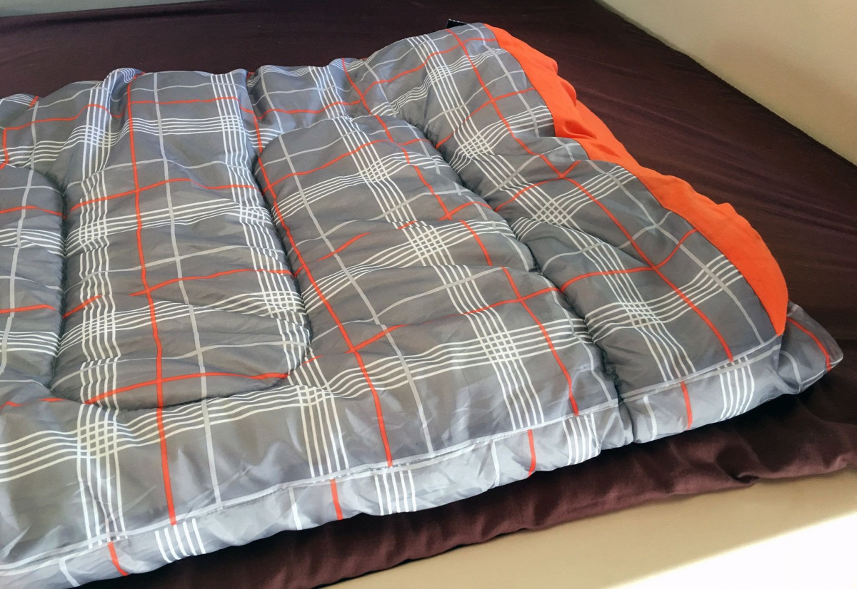 OLPRO Pattern Sleeping bag Single