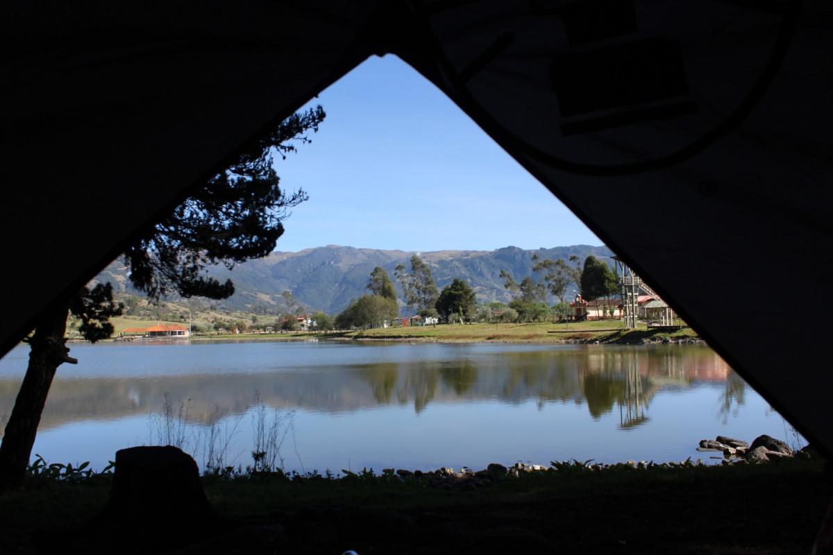 Campsite - Sustainable