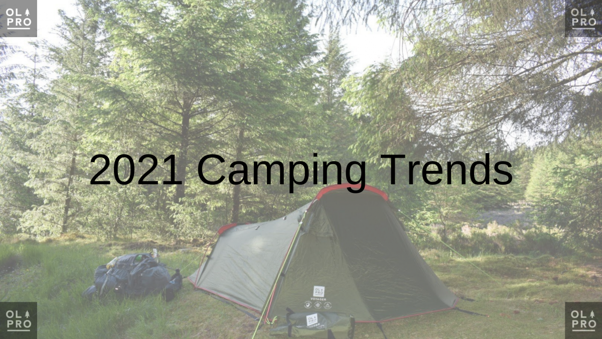 Tendances camping 2021