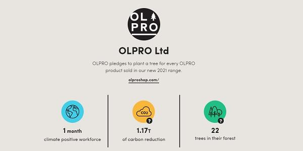 OLPRO's New Tree Planting Initiative