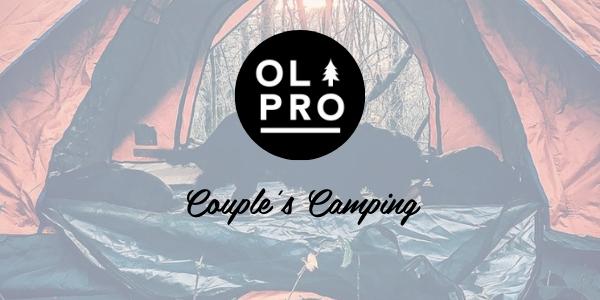 Camping des Paares