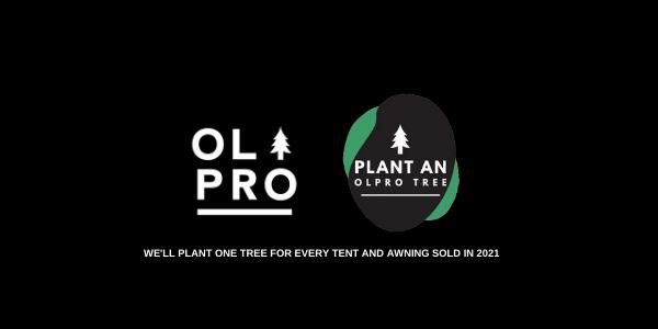 OLPRO Plants 320 Trees