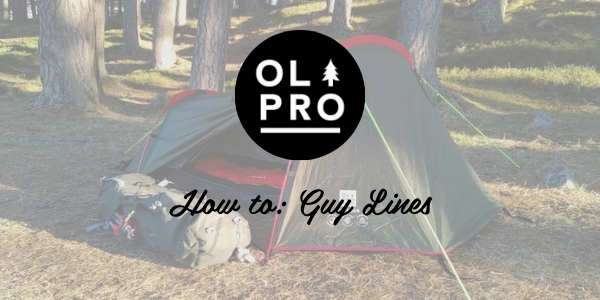 How To: Guy Lines