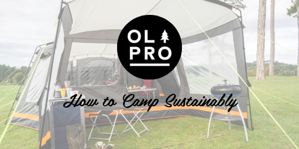 How to Camp Sustainably