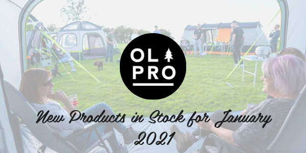 New OLPRO Products January 2021