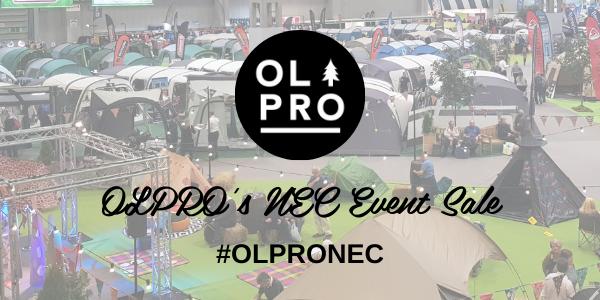 OLPRO's NEC Online Event 2021