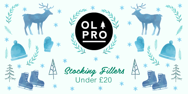 OLPRO's Stocking Filler Gift Guide - Under $23.00