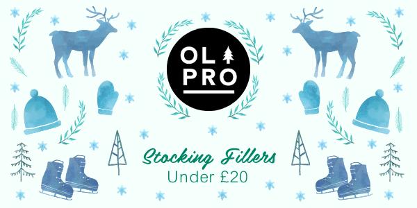 Guide-cadeaux OLPRO's Stocking Filler - Moins de 23,00 €