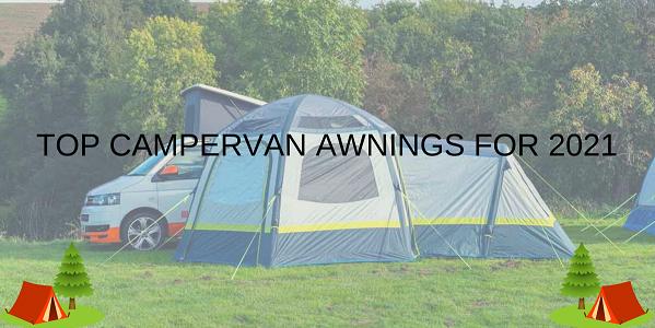 Meilleurs auvents de camping-car pour 2021