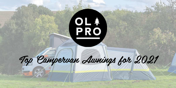 Top Campervan Awnings for 2021