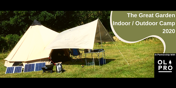 Great Indoor / Outdoor Campout 2020