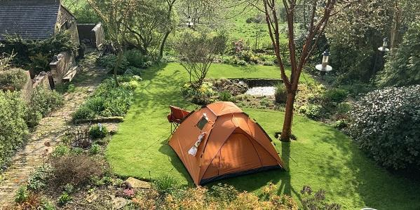 How to avoid condensation in your tent or awning