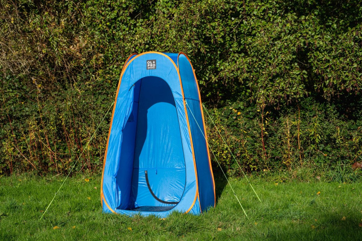OLPRO Pop Utility/Shower Tent