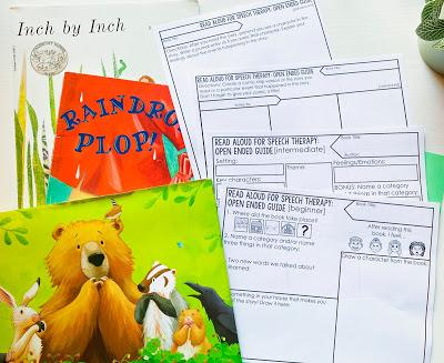 Read Aloud for Speech Therapy: Helpful Tips for Parents and a Freebie!