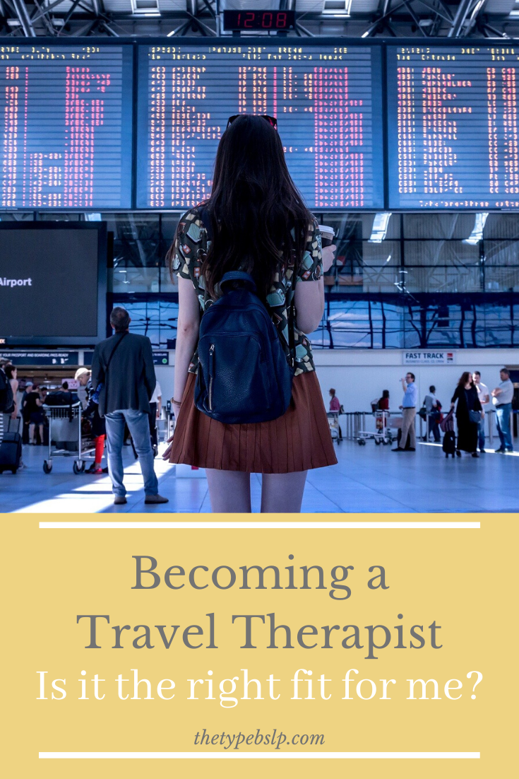 Traveling SLP Questions Part 2: Guest Post with Julia Kuhn from The Traveling Traveler