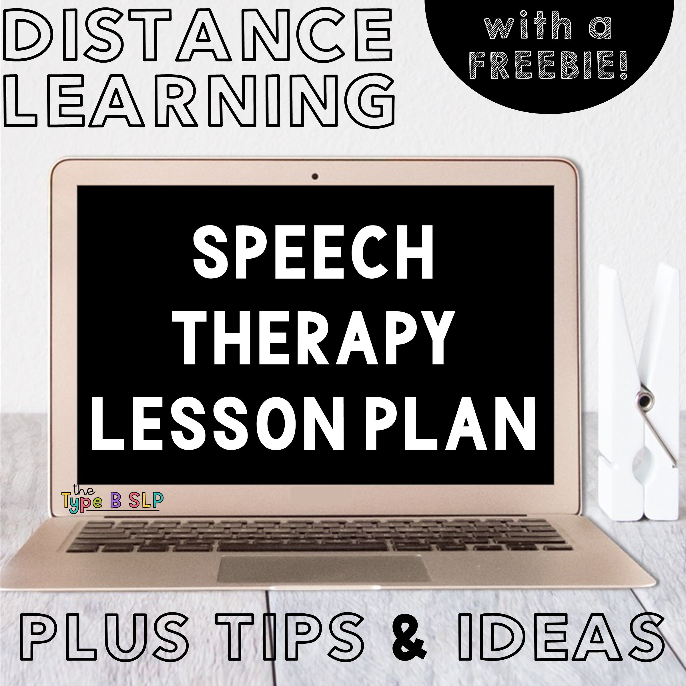 Teletherapy Lesson Plans: Part One