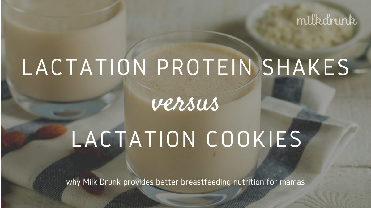 Breastfeeding Protein Powder or Lactation Cookies: What's Best to Boost Milk Supply