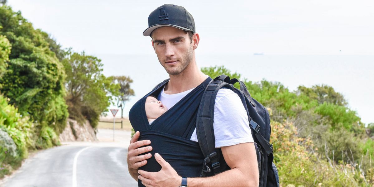 Five Benefits of BabyWearing for Dads