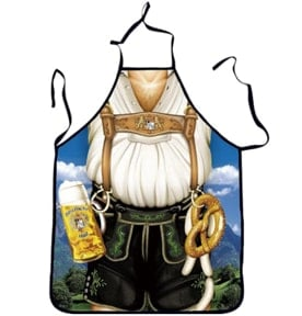 funny gag aprons for men
