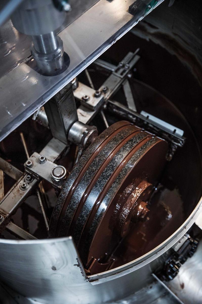 Schokoladenfabrik Taucherli