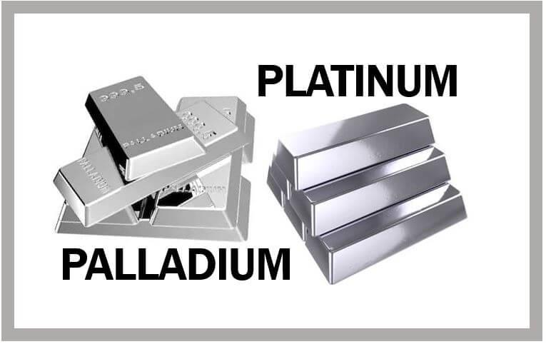 Rebound in Platinum or Palladium, or it is just a fake move?!