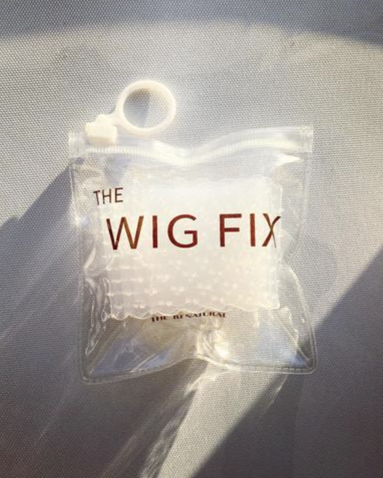 how to keep your wig clean