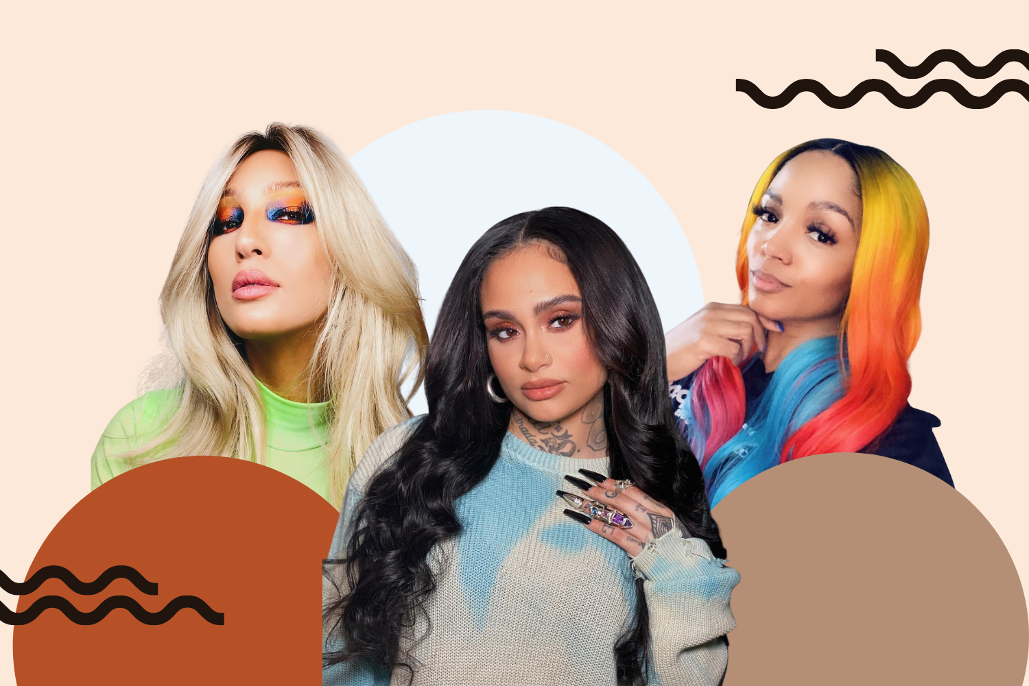 How Celebs Secure Their Wigs Using The Wig Fix