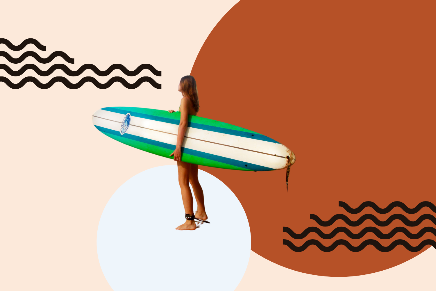 Best Ways To Secure Your Wig When Surfing