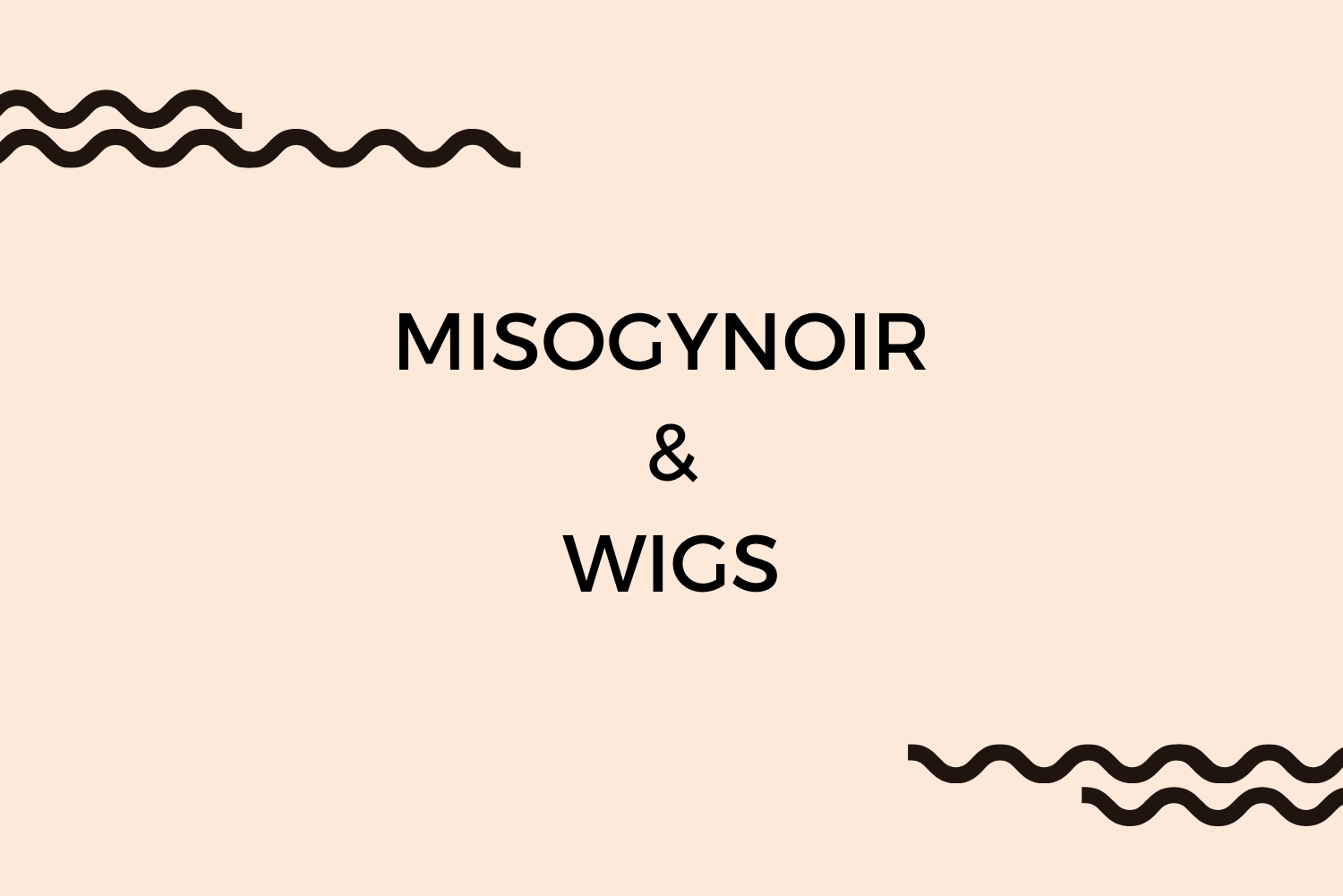 The Link Between Misogynoir And Wigs