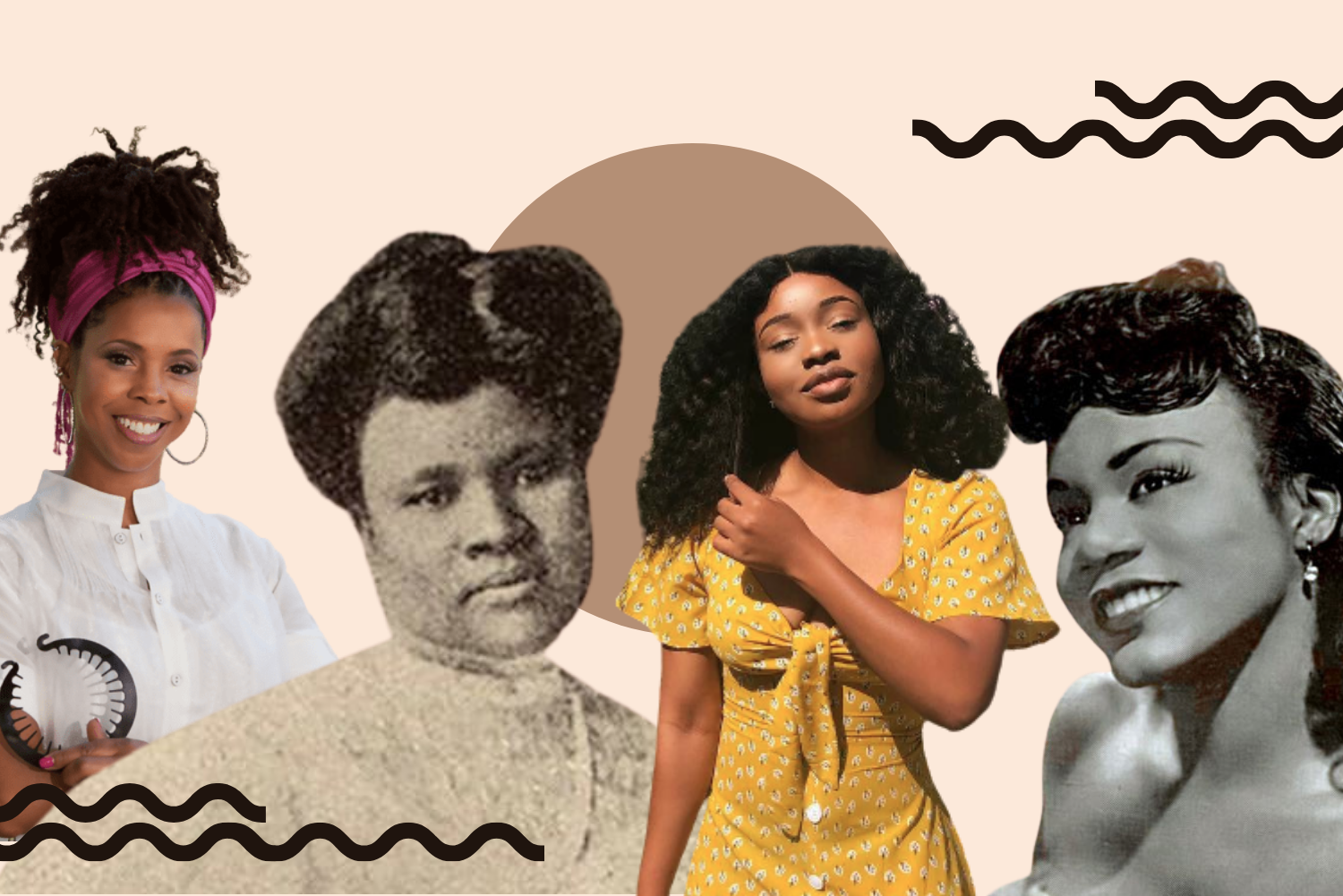 The Black Women Inventors Behind Your Favourite Haircare Products