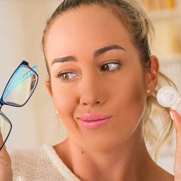 All about How to Get Contact Lenses