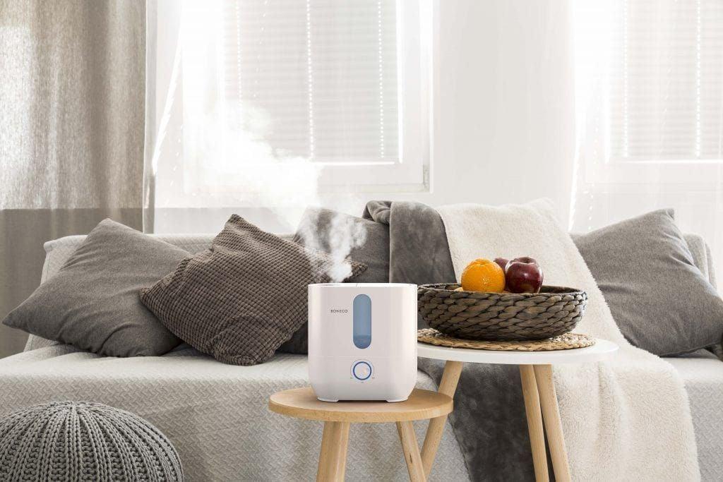 6 tips voor gezonde lucht in huis