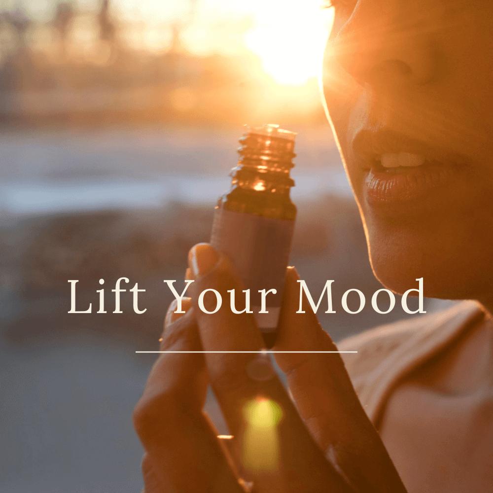 Lift Your Mood - eteriske oljer for ny energi