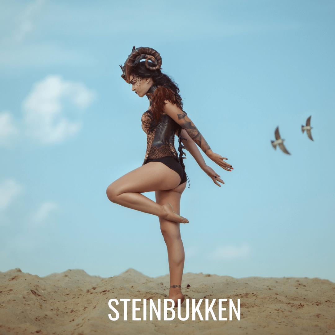 Steinbukken by Karianne
