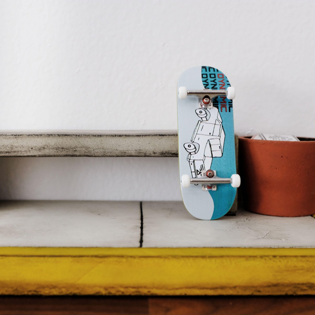 The Dynamic Fingerboards Blog - Our New Fingerboard News Source!