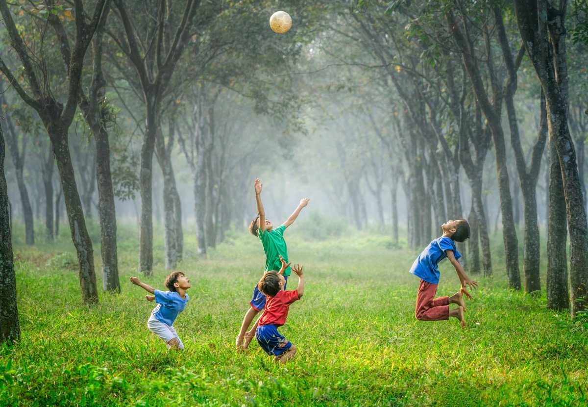 Importance of physical activity for kids during pandemic