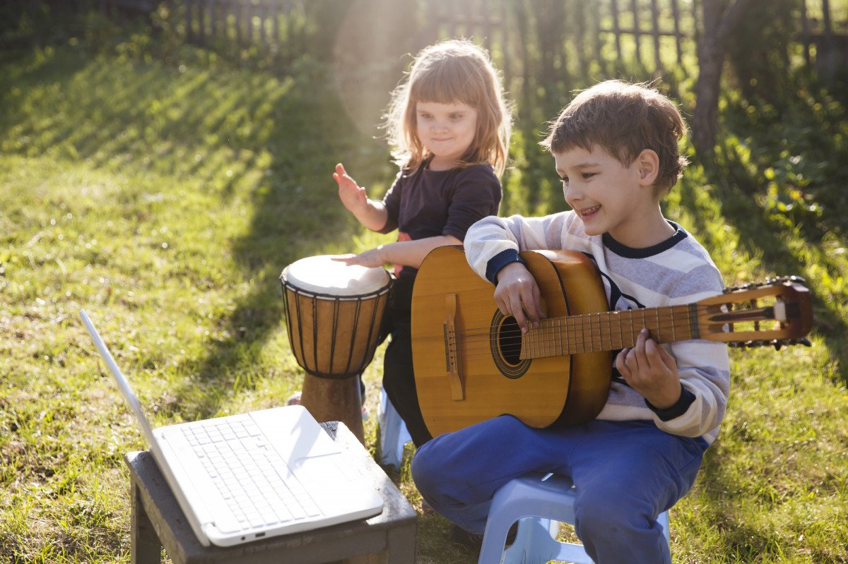 Benefits of Learning to Play a Musical Instrument as a Child
