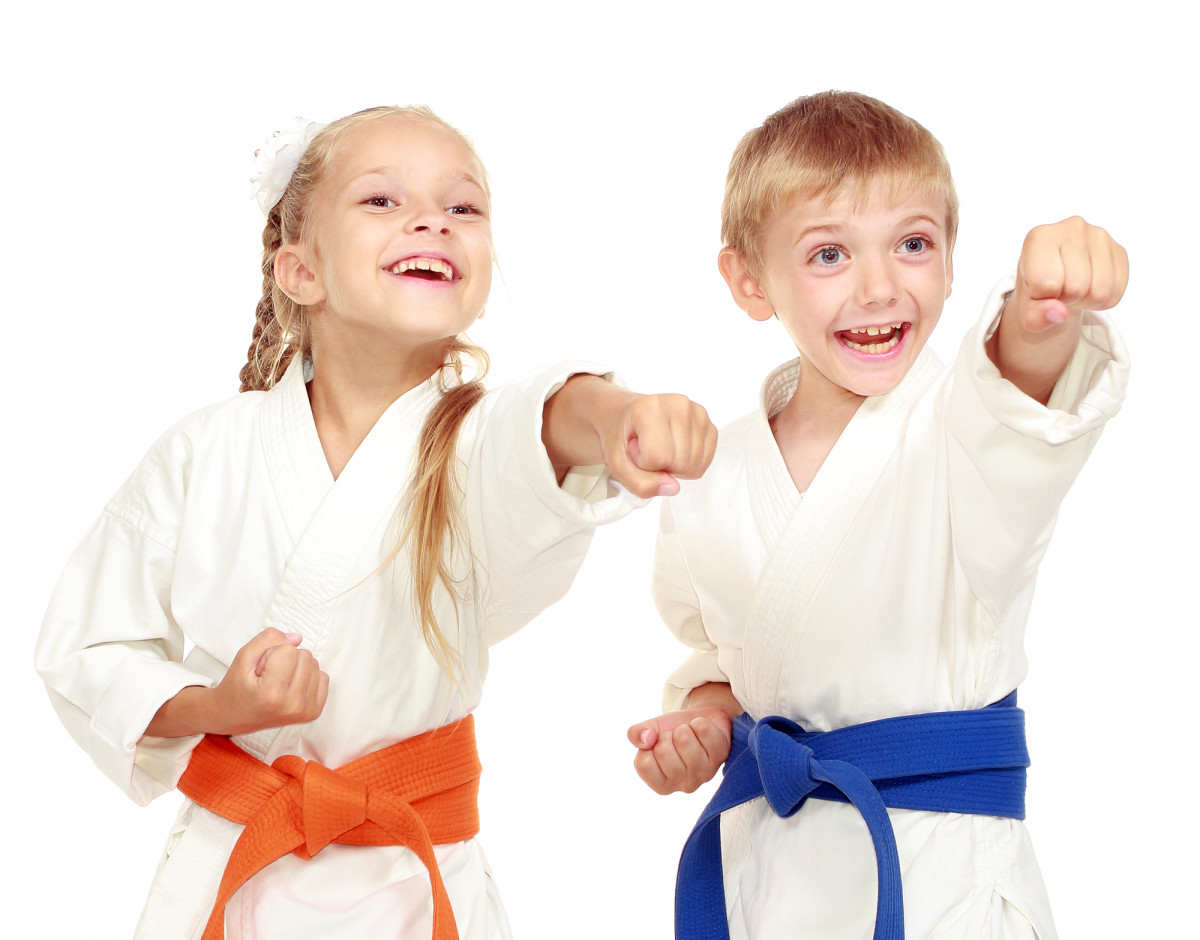 The Benefits of Martial Arts Training for Kids