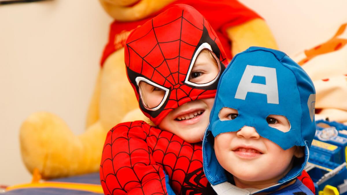 Halloween 2020 Costume Contest Winners