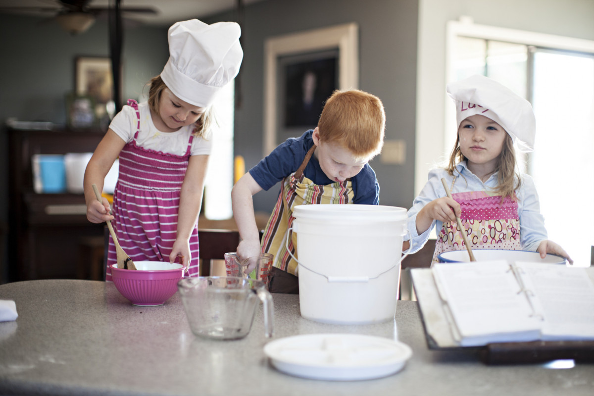 Kids Virtual Cooking Class Information