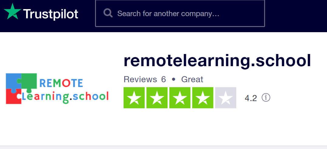 RemoteLearning.school Reviews on Trustpilot
