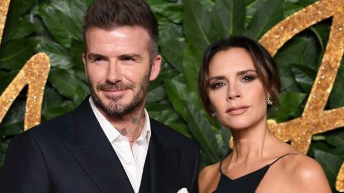 David Beckham, The Man Who Gave His Wife 14 Engagement Rings