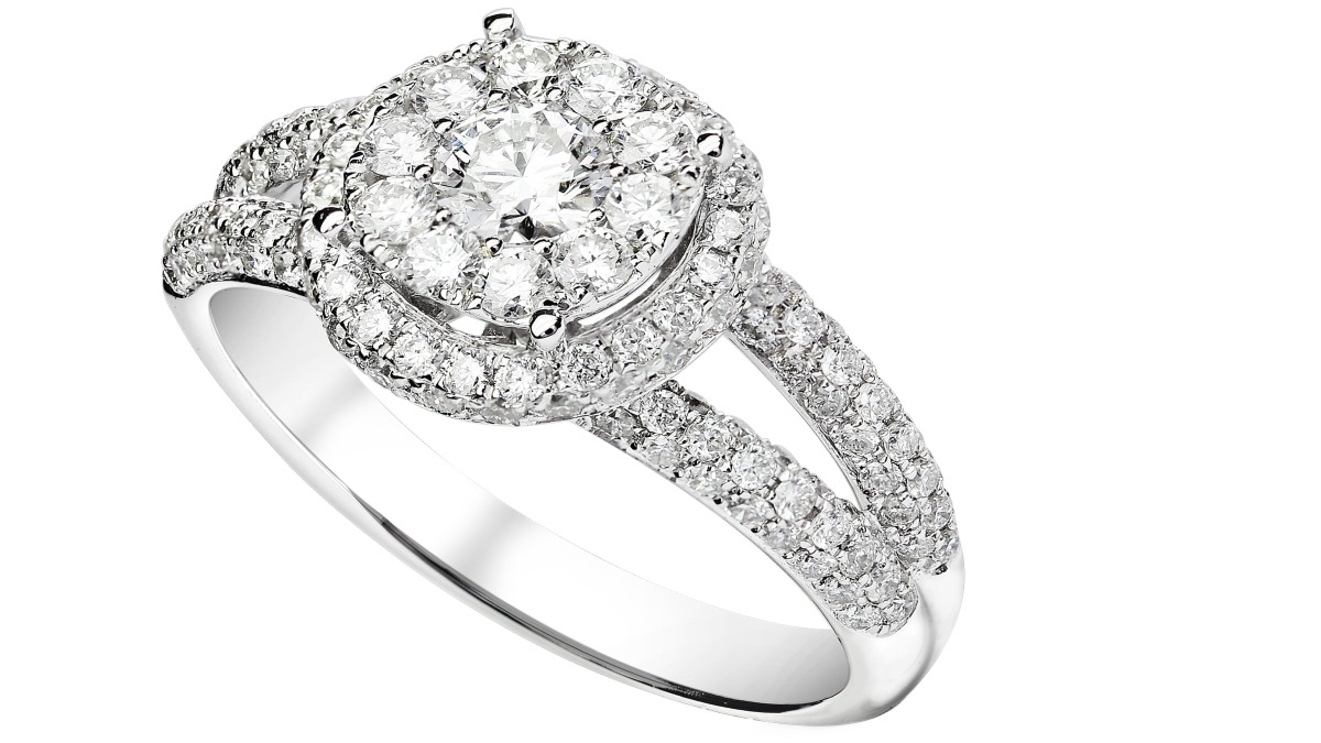 All About Pave Diamonds